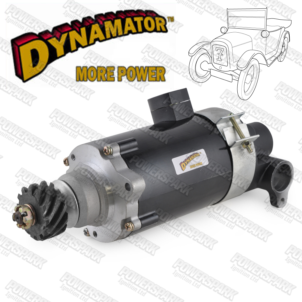 Austin 7 Dynamator 45 Amp Dynamo To Alternator Conversion